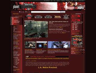 planetunreal.gamespy.com screenshot