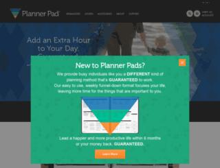 plannerp.nextmp.net screenshot