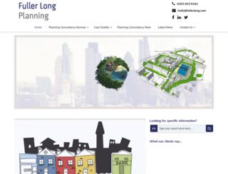 planningconsultant-london.com screenshot