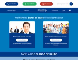 planosdesaudenacionais.com.br screenshot