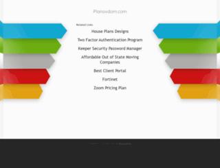 planovdom.com screenshot