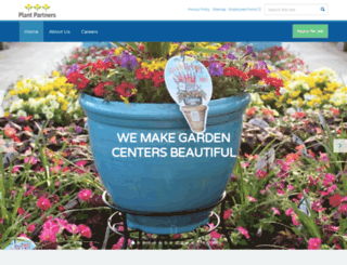 plant-partners.com screenshot