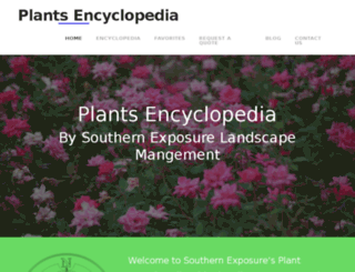 plants.wemakedirtlookgood.com screenshot