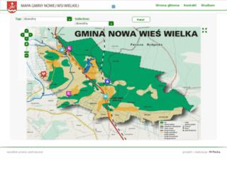 plany.nowawieswielka.pl screenshot