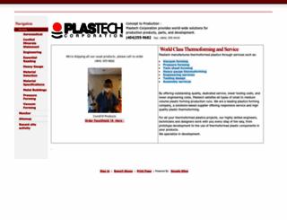 plastech.com screenshot
