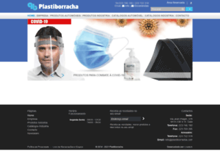 plastiborracha.com screenshot