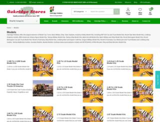 plastic-model-kits.com screenshot