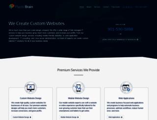 plasticbrain.net screenshot