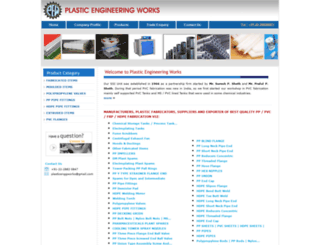 plasticenggworks.com screenshot