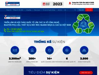 plasticsvietnam.com screenshot