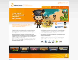 platagames.com screenshot