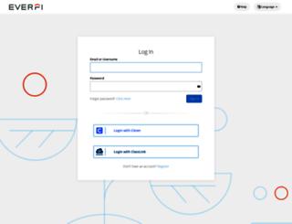 platform.everfi.net screenshot