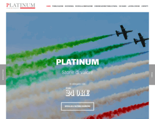 platinum-online.com screenshot