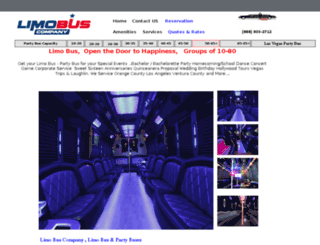 platinumexpresslimo.com screenshot