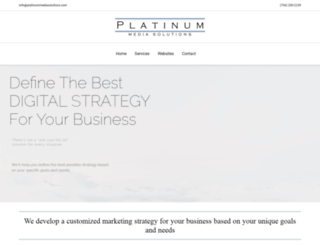platinumsalessystems.com screenshot