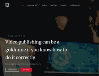 plavidnetwork.com screenshot