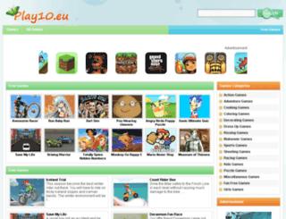 play10.eu screenshot