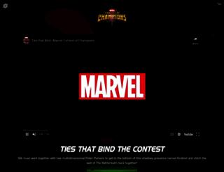 playcontestofchampions.com screenshot