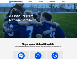 playerspace.com screenshot