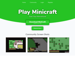 playminicraft.com screenshot
