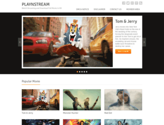 playnstream.com screenshot