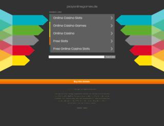 playonlinegames.de screenshot