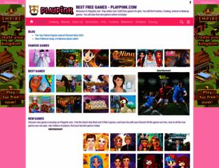 playpink.com screenshot