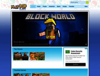 playpopgames.com screenshot