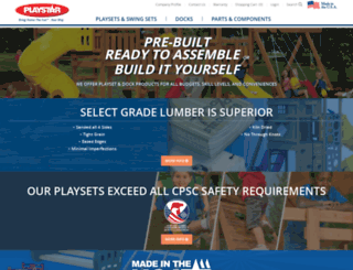 playstarinc.com screenshot