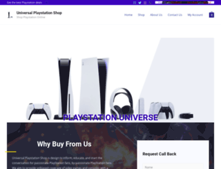 playstationuniverse.com screenshot