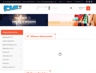 playtargets.com screenshot