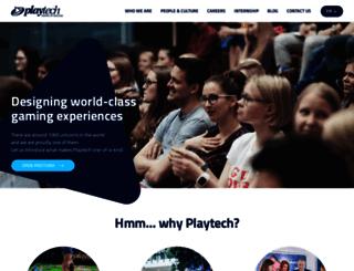 playtech.ee screenshot