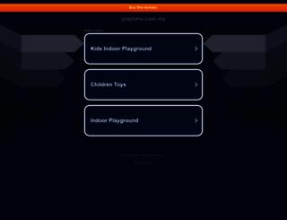 playtime.com.my screenshot