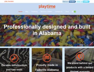 playtimeus.com screenshot