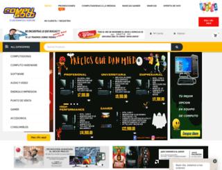plaza-tecnologia.com screenshot