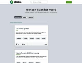 plazilla.com screenshot