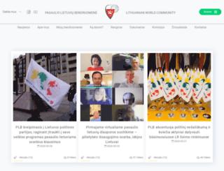 plbe.org screenshot