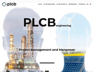 plcbconsulting.com screenshot