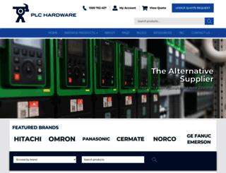 plchardware.com.au screenshot