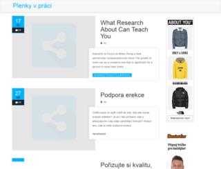 plenkyvpraci.cz screenshot