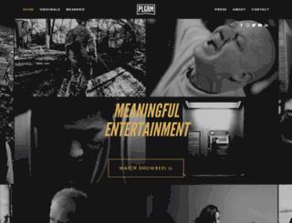 plgrm.com.au screenshot