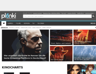 plonki.com screenshot