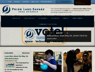 plsas.schoology.com screenshot