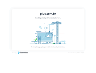 pluc.com.br screenshot