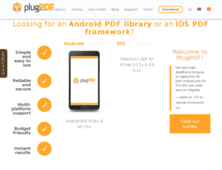plugpdf.com screenshot
