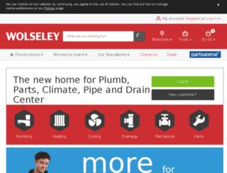 plumbcenter.co.uk screenshot