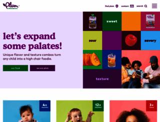 plumorganics.com screenshot