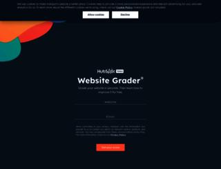 plus.grader.com screenshot