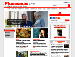 plusesmas.com screenshot