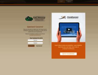 pm.frontrunnerpro.com screenshot